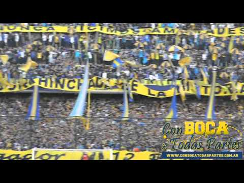 Vamos Boca Juniors que tenes que ganar / Boca Jrs. vs River Plate - Clausura 2011