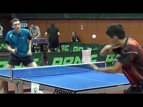 Semyen KOROLYEV vs Asilbek SUYNALIEV Moscow, Krylatskoe, Table Tennis Center in Krylatskiy Hills