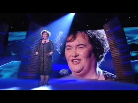 Susan Boyle - Memory - Britain's Got Talent 2009 - Semi-Final 1