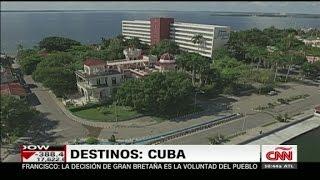 Destinos llega a Cuba - CNN