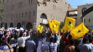 جماعة الاخوان  تمنع الامام من إقامة صلاة الغائب بأكتوبر علي الملك عبدالله