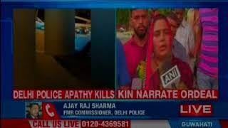 Police Pettiness Leads To Loss Of Life In Delhi - NEWSXLIVE