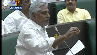 Heated Arguments Between Opposition & Ruling Parties On Zero Hour - ETV2INDIA