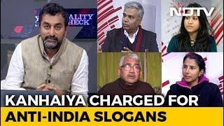 Sedition Case Against Kanhaiya Kumar: A Reality Check - NDTV