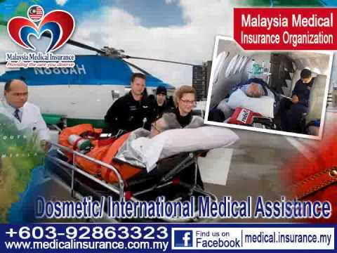 Malaysia Travel Insurance arranged by Malaysia Medical Insurance Organisation (MMI)