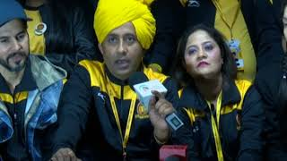 PWL 3 Day 13: Veer Marathas briefing the media after the victory against Delhi Sultans - ITVNEWSINDIA