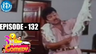 COMEDY THEENMAAR - Telugu Best Comedy Scenes - Episode 132 - IDREAMMOVIES