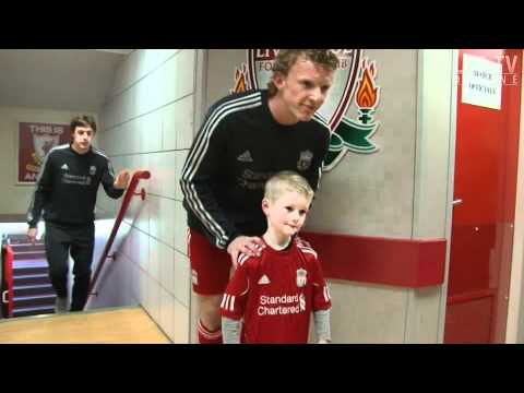 Anfield Tunnel Acces All Areas v Stoke City