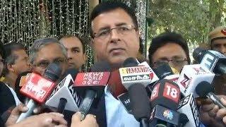 Desperate BJP is murdering democracy, says Randeep Surjewala - TIMESOFINDIACHANNEL