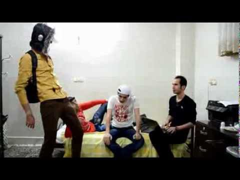 harlem shake or harlem fake?! (persian version)