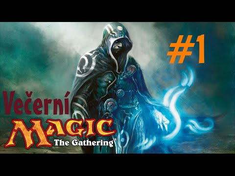 Večerní Magic: The Gathering - DotP 2013 #1 -