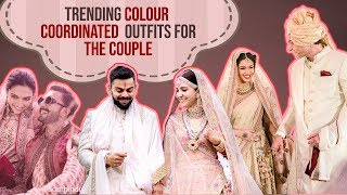 Are Colour coordinated outfits the new trend for Bollywood couples? | Bollywood News - ZOOMDEKHO
