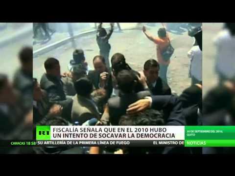 Ecuador: Revelan nuevo informe sobre la revuelta policial de 2010