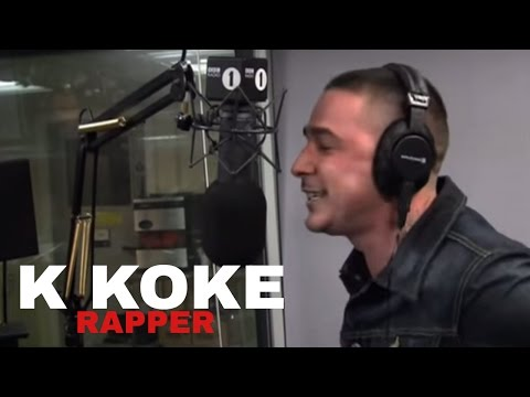 K KOKE Fire in the Booth Part 1 1XTRA