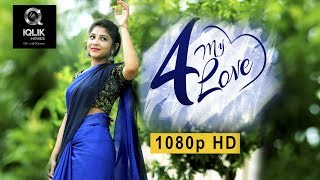 4 My Love - Latest Telugu Short Film 2018 || Directed By V.M.Vamsi Krishna - YOUTUBE