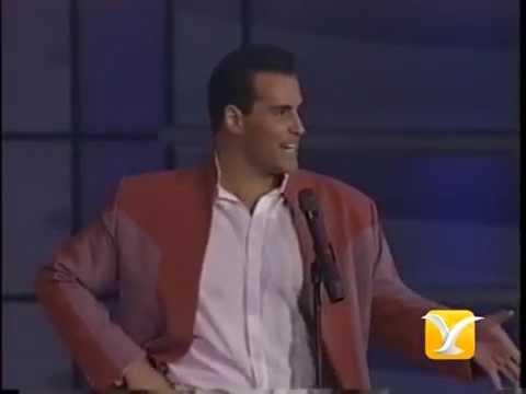 Paulo Iglesias, Humor, Festival de Viña 1995