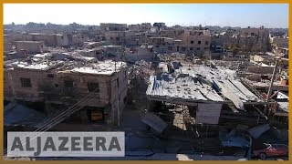 🇸🇾 Eastern Ghouta: Rebels in Duoma make truce deal | Al Jazeera English - ALJAZEERAENGLISH