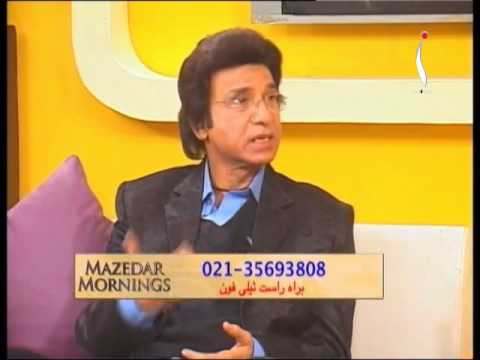 Mazedar Morning with Yasmeen on Indus Television  20 01 2014 Part 04