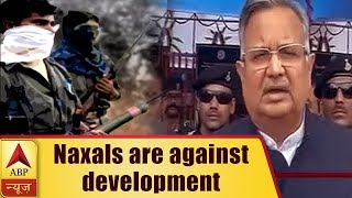 Kaun Jitega 2019 ( 20.05.2018): Naxals are against development and they usually target our - ABPNEWSTV