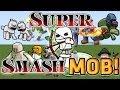 Minecraft SUPER SMASH MOB! Skeleton