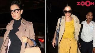 Celebrities and their love for Trench Coats! | Fashion News - ZOOMDEKHO