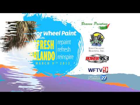 Color Wheel 2nd Annual Refresh Orlando :15