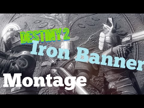 Real Iron Banner Moments #MOTW