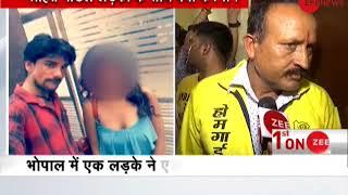 Madhya Pradesh: Man from Bhopal took a model hostage inside a flat, threatens to kill her - ZEENEWS