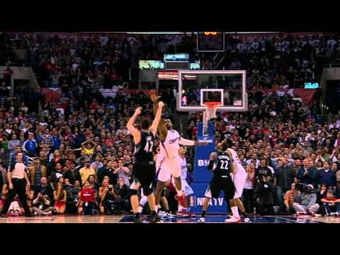 Top 10 Plays of the 2011-2012 NBA Regular Season