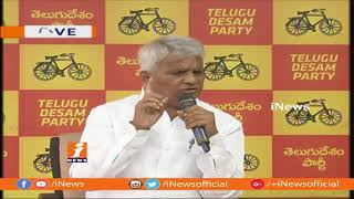 Ravula Chandrasekhar Reddy Speaks To Media Over Comments On Central Govt | iNews - INEWS