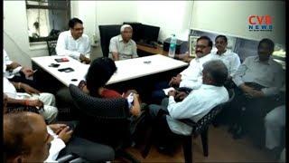 జనసమితికి 11 సీట్లు ప్రతిపాదించిన..| Congress Proposed 11 seats for Jana Samithi in Telangana | CVR - CVRNEWSOFFICIAL