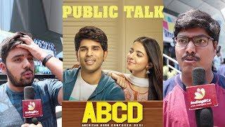 ABCD Public Talk | Allu Sirish | Rukshar Dhillon | Indiaglitz Telugu - IGTELUGU