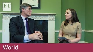Citigroup CEO on the risks facing the banking industry - FINANCIALTIMESVIDEOS