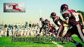 Royalty Free Homecoming Scrimmage:Homecoming Scrimmage