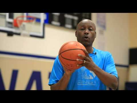 Basketball Set Shot Technique