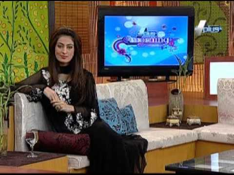 Aplus Morning Show Epi 9 Part 1/8 Guest : Rija, Jamshed and Roxen Band
