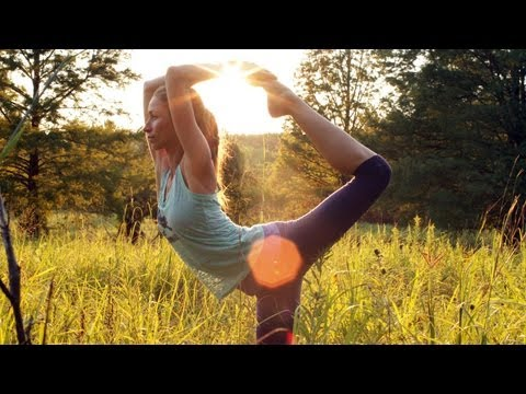 Yoga Where You Least Expect It: Heartland Yogi With Tara Stiles
