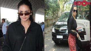 Huma Qureshi's SIMPLE look | Malaika Arora's COOL avatar | Style Today - ZOOMDEKHO