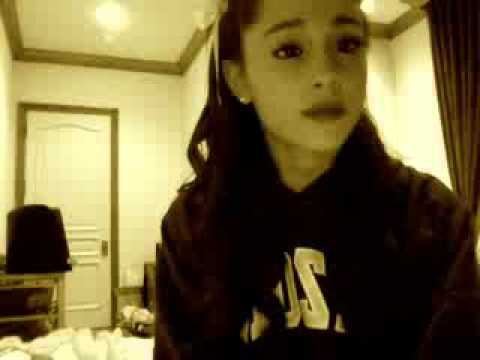 Ariana Grande Livechat 1-24-13