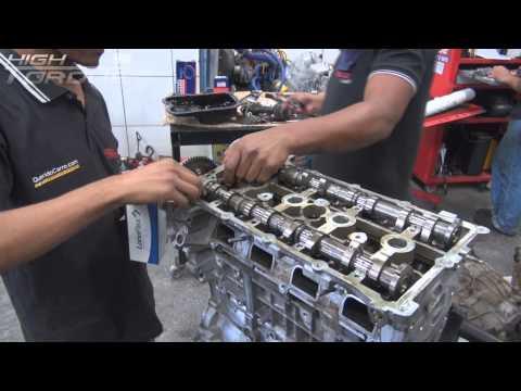 Por Dentro da Oficina   Desmontagem do motor do IX 35 e a despedida do Brunão