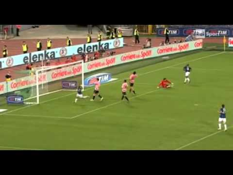 Inter - Palermo 3-1  29/05/2011  | Highlights FINALE Coppa Italia Ampia Sintesi