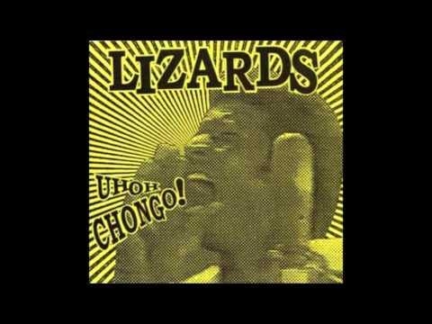 Lizards - Uh Oh Chongo! ep