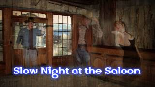 Royalty Free :Slow Night at the Saloon