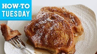 How to Make French Toast | Food Network - FOODNETWORKTV