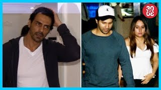 Arjun Cautious After 'Daddy's Debacle | Ex Girlfriend Natasha Avoids A Party Because Of Varun - ZOOMDEKHO