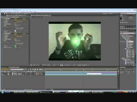energy ball adobe after effects cs4 tutorial
