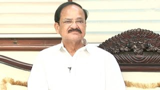 Chit Chat with Venkaiah Naidu - TELUGUONE