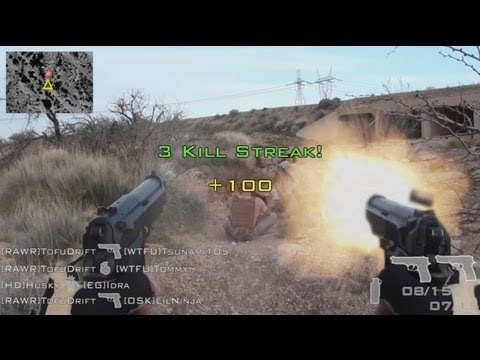 Future First Person Shooter - Real Life Call of Duty MW4 + Battlefield 4 + Metal Gear