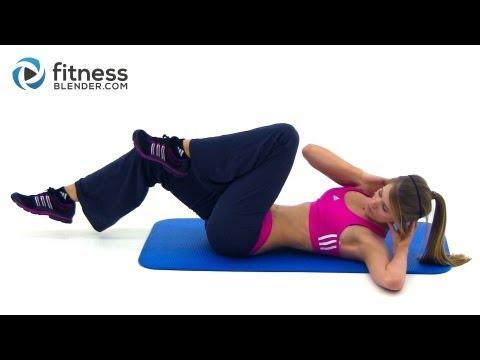 Fitness Blender 100 Rep Workout
