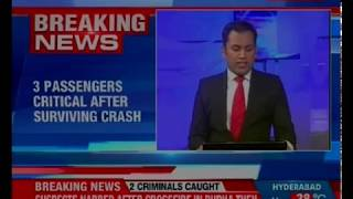 Cuba: Plane crashed on take-off from Havana airport; 3 passengers critical - NEWSXLIVE